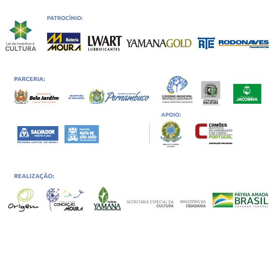 Patrocinadores e Produção Era uma vez Brasil