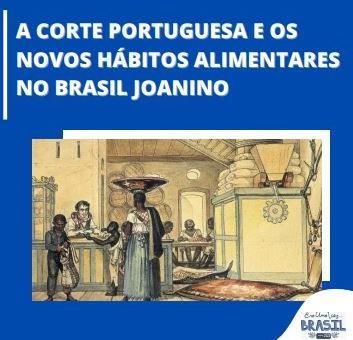 a corte portuguesa e os novo shabitos