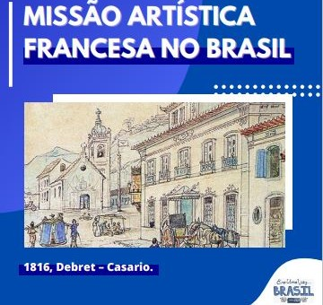 missão artistica francesa no brasil